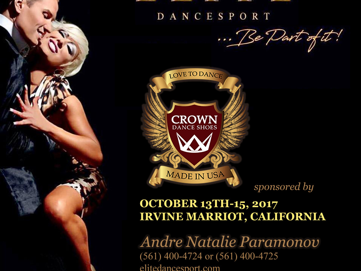 Elite dancesport competition