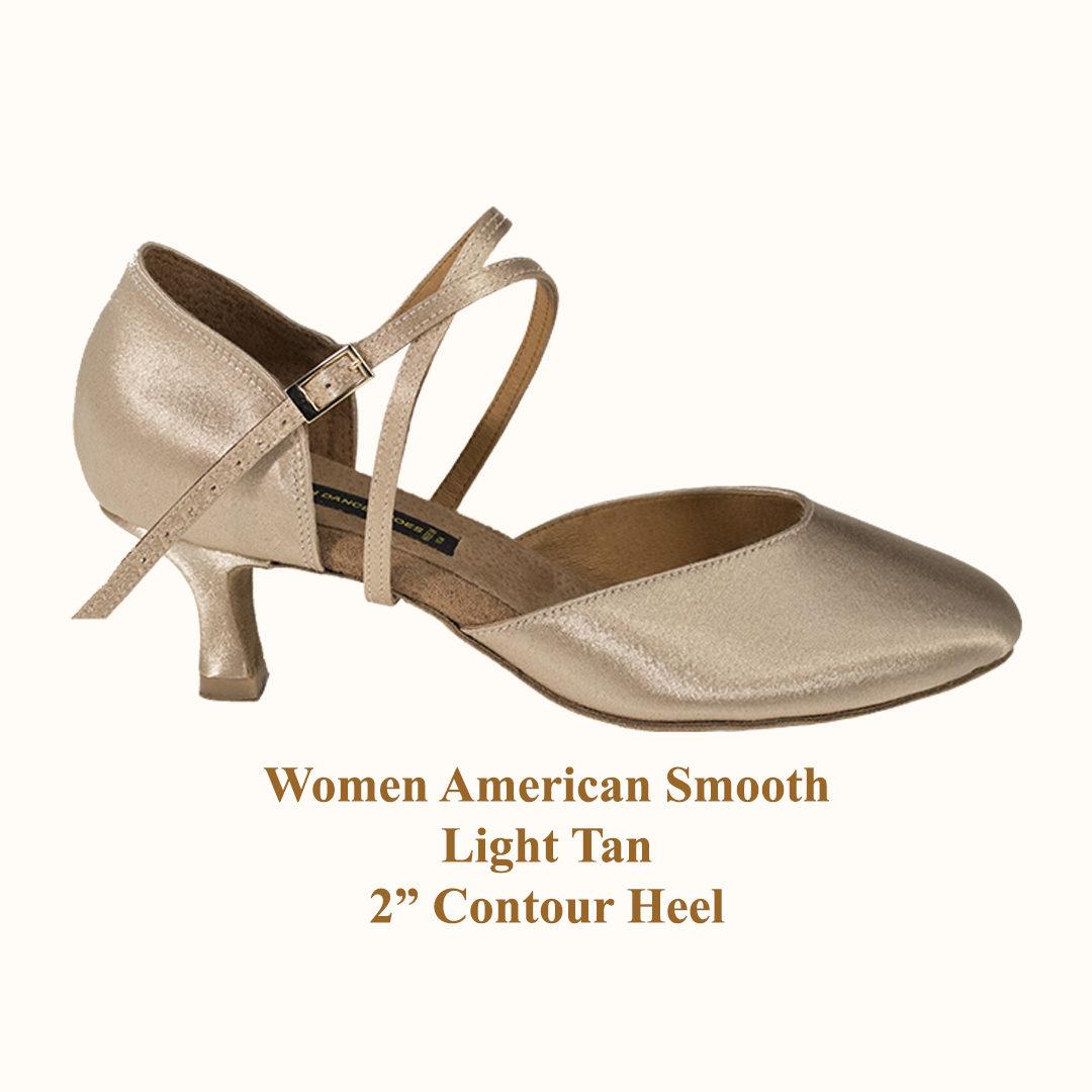 WAS-LT-2 contour heel