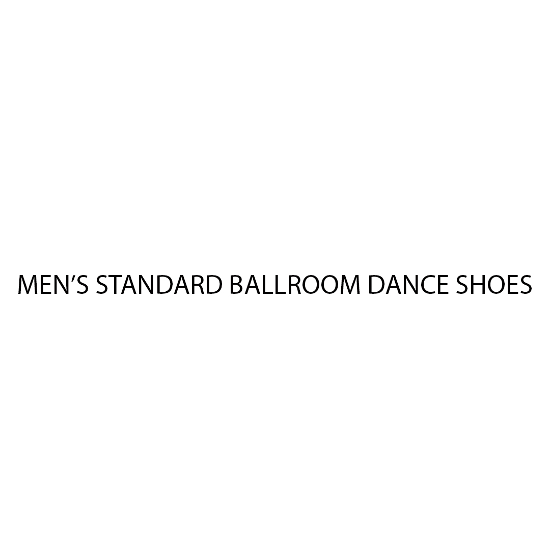 Men's Standard dance shoes
