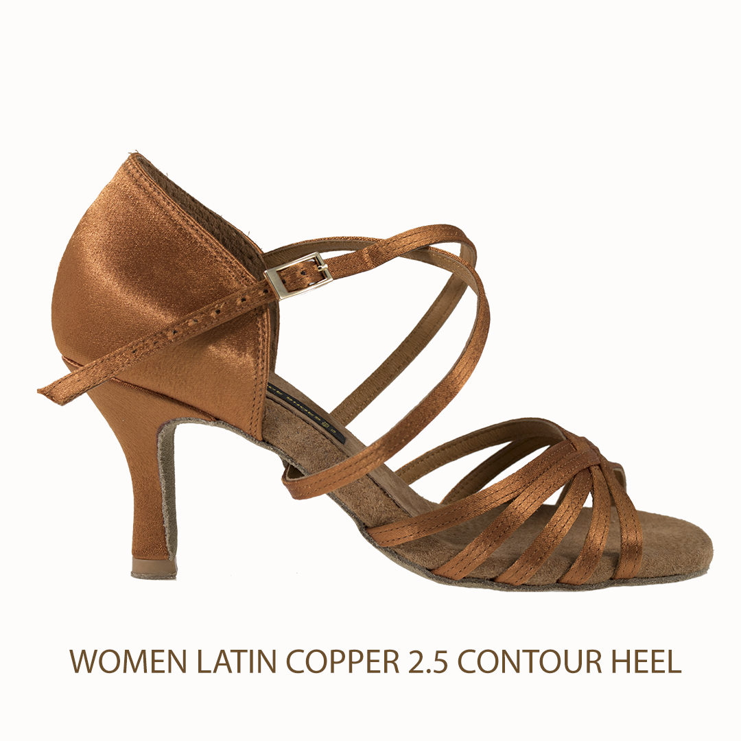 WL COP 2-5 HEEL SIDE SMALL