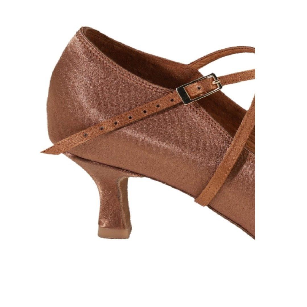 WS Bronze heel